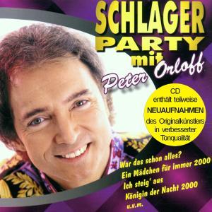 ORLOFF,PETER - SCHLAGERPARTY MIT (ENTHÄLT RE-RECORDINGS)