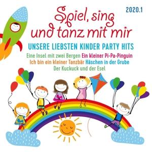 VARIOUS - SPIEL, SING UND TANZ MIT MIR 2020.1 UNSERE LIEBSTE