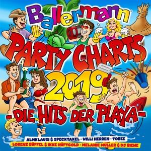 VARIOUS - BALLERMANN PARTY CHARTS 2019 DIE HITS DER PLAYA