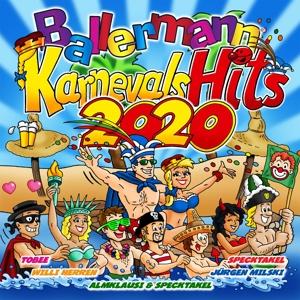 VARIOUS - BALLERMANN KARNEVALS HITS 2020