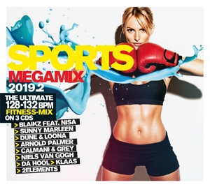 VARIOUS - SPORTS MEGAMIX 2019.2 YOUR WORKOUT FAVOURITES