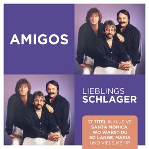 AMIGOS - LIEBLINGSSCHLAGER