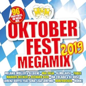 VARIOUS - OKTOBERFEST MEGAMIX 2019