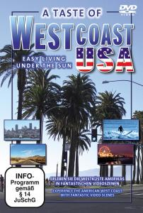 MAGIC TREASURY - A TASTE OF WESTCOAST-USA-DVD