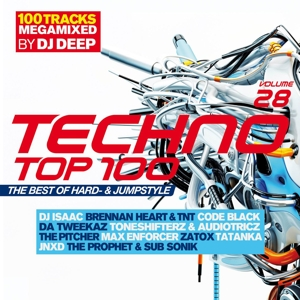 VARIOUS - TECHNO TOP 100 VOL.28 THE BEST OF HARD- AND JUMPST
