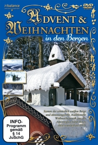 VARIOUS - ADVENT & WEIHNACHTEN IN DEN BERGEN - DVD