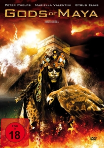 BERGER/PHELPS/VALENTINI - GODS OF MAYA
