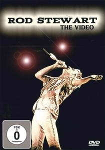 STEWART,ROD - THE VIDEO