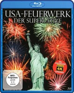 VARIOUS - USA-FEUERWERK DER SUPERLATIVE