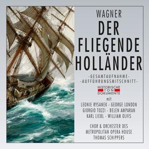 CHOR & ORCHESTER DES METROPOLI - DER FLIEGENDE HOLLÄNDER