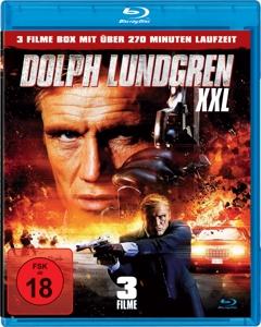 LUNDGREN/JONES/VON PFETTEN/DAN - DOLPH LUNDGREN BOX XXL (3 FILME AUF BLU-RAY)