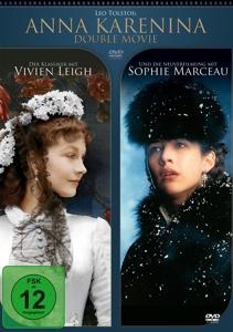 LEIGH/GOUGH/RICHARDSON/MORCEAU - ANNA KARENINA BOX (2 FILME AUF 1 DVD)