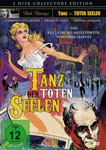 HILLIGOSS/FEIST/BERGER - TANZ DER TOTEN SEELEN (1962) SPECIAL 2DISC EDITION