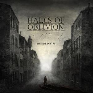 HALLS OF OBLIVION - ENDTIME POETRY