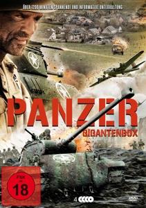 VARIOUS - PANZER GIGANTENBOX (7 FILME AUF 4 DVDS)