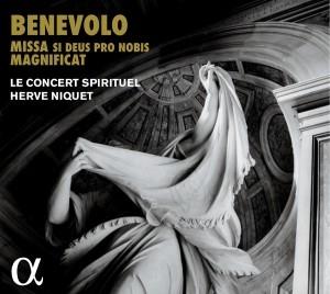Orazio Benevolo - Missa si Deus pro Nobis & Magnificat