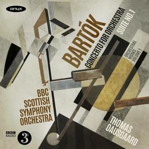 Bela Bartok: Orchesterwerke Vol. 1