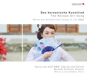 Young Jo Lee - Das Koreanische Kunstlied