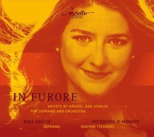 In Furore - Motetten für Sopran & Orchester