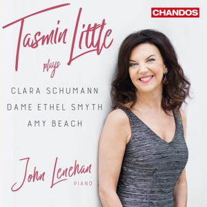 Tasmin Little plays Clara Schumann, Ethel Smyth & Amy Beach