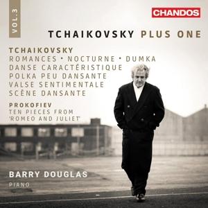 Tschaikowsky plus One Vol. 3 - Peter I. Tschaikowsky: Werke für Piano solo - Sergei Prokofieff: Romeo und Julia (10 Stücke für Piano)