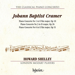 Johann Baptist Cramer: The Classical Piano Concerto Vol. 7