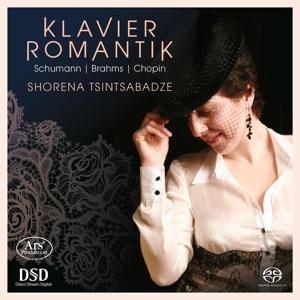Klavier Romantik - Werke von Schumann, Brahms & Chopin