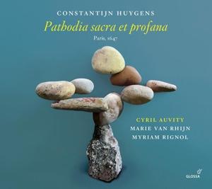 Constantijn Huygens: Pathodia sacra et profana, Paris 1647