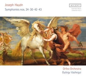 Joseph Haydn: Sinfonien Nr. 24,30, 42, 43