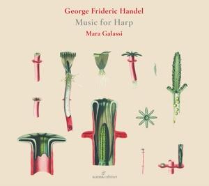 Georg Friedrich Händel: Musik für Harfe