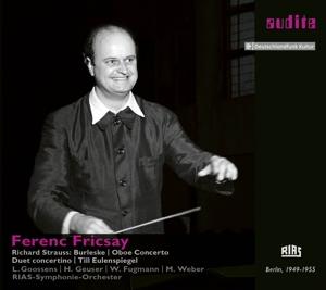 Richard Strauss - Burleske, Concerto in D-Dur, Till Eulenspiegel