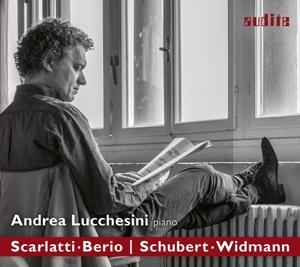 Andrea Lucchesini spielt Werke von Scarlatti, Berio, Schubert & Widmann