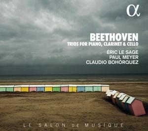 Ludwig van Beethoven - Klaviertrios Op. 11 & Op. 38