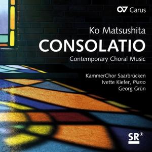 Ko Matsushita/Max Reger/Gustav Mahler - Consolatio - Contemporary Choral Music