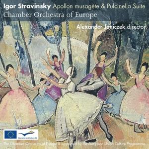 Igor Strawinsky - Apollon Musagète; Pulcinella Suite