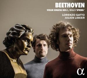 Ludwig van Beethoven - Violinsonaten Vol. 2 - Violinsonaten 1, 10 & 5
