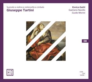 Giuseppe Tartini: Violinsonaten aus Opp. 1 & 2