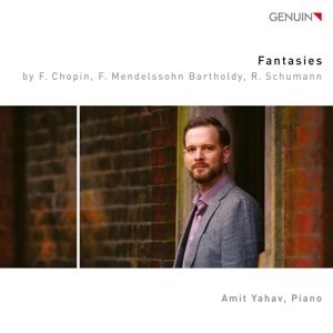 Fantasies - Werke für solo Piano