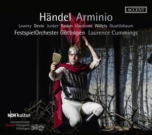 Georg Friedrich Händel - Arminio HWV 36 (Live-Aufnahme)