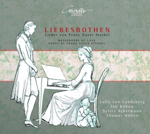 Liebesbothen - Lieder von Franz Sterkel