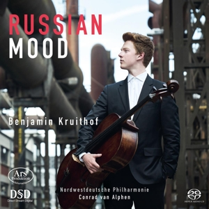 Russian Mood - Werke für Cello & Orchester von Tschaikowsky, Glazunov u.a.