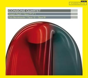 Haydn/Mendelssohn - Streichquartette