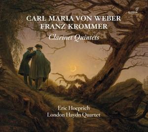 Carl Maria von Weber/Franz Krommer: Klarinettenquintette