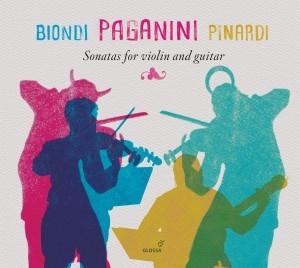 Niccolò Paganini - Sonaten für Violine und Gitarre