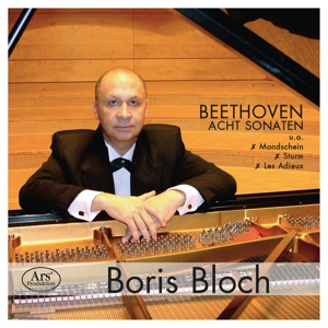 Ludwig van Beethoven: Acht Sonaten