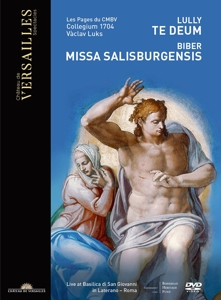 Jean-Baptiste Lully/H. I. F. Biber - Te Deum; Missa Salisburgensis
