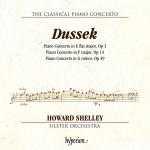 Jan Ladislav Dussek - Classical Piano Concerto Vol. 5