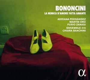 Giovanni Bononcini:  La nemica d
