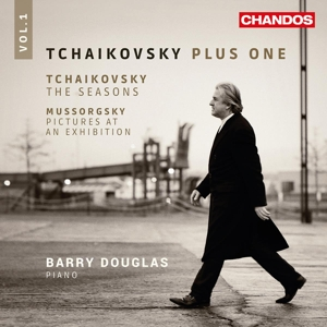 Tschaikowsky/Mussorgsky - The Seasons/Pictures at an Exhibition