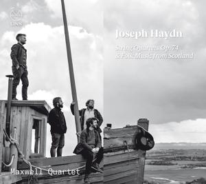 Franz Joseph Haydn: Streichquartette Op. 74; Folk Music from Scotland